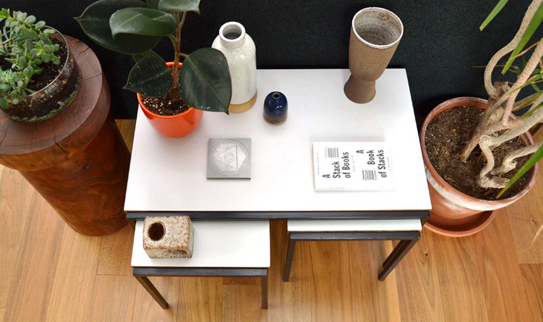 large nesting tables