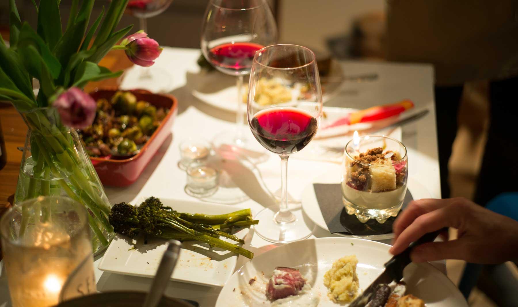 Thank You For Eating: Tenderloin Season by Drew Dunford