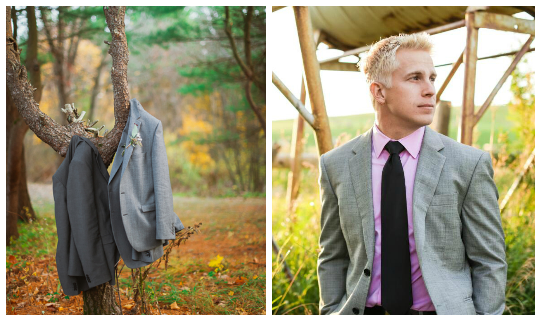The always versatile Indochino Essential Gray Suit