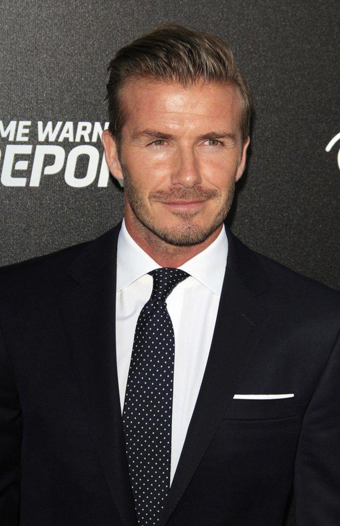 How to Upgrade Your Dad Style: David Beckham