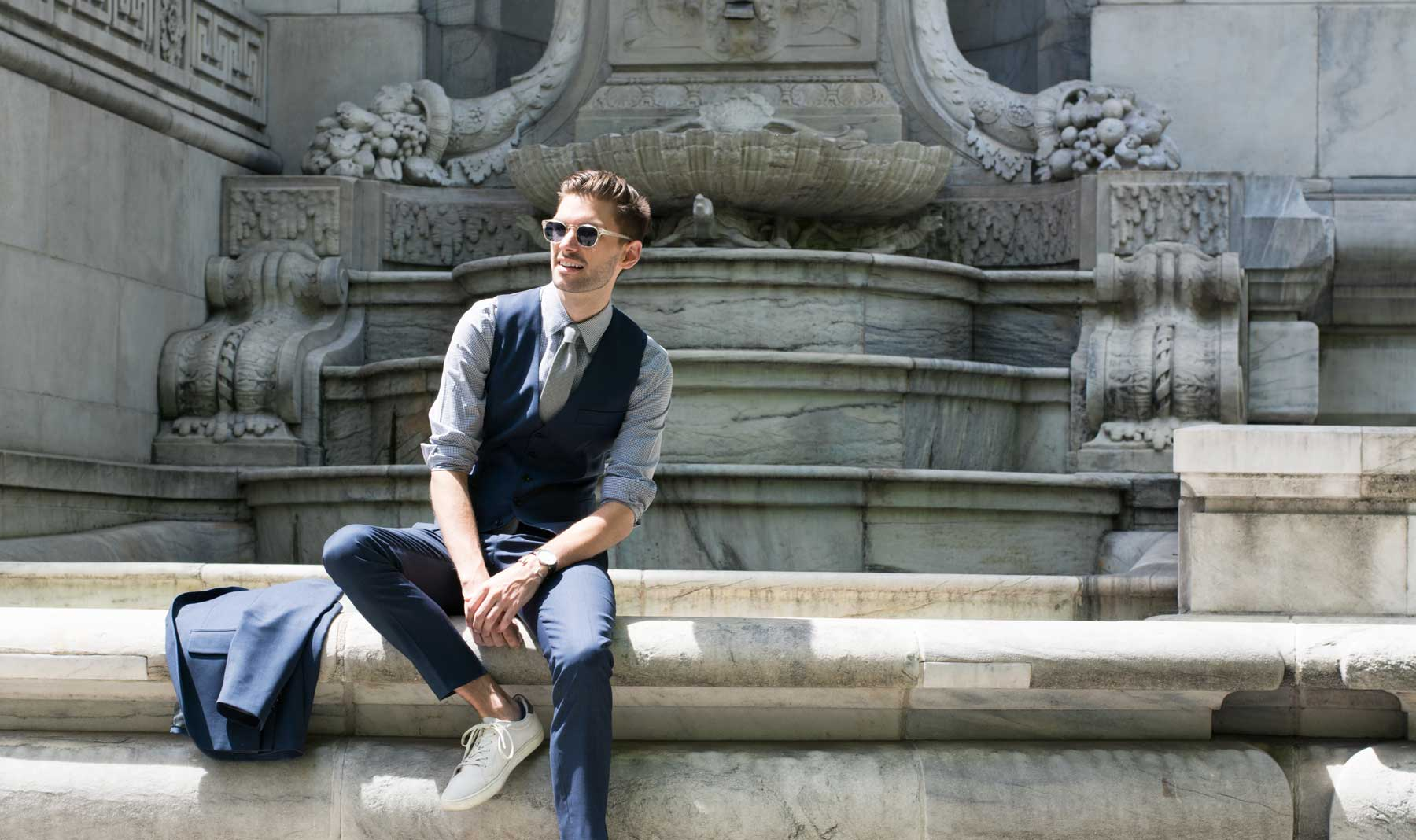 Your City, Your Suit, Your Style: Aaron Wester from The Modern Otter