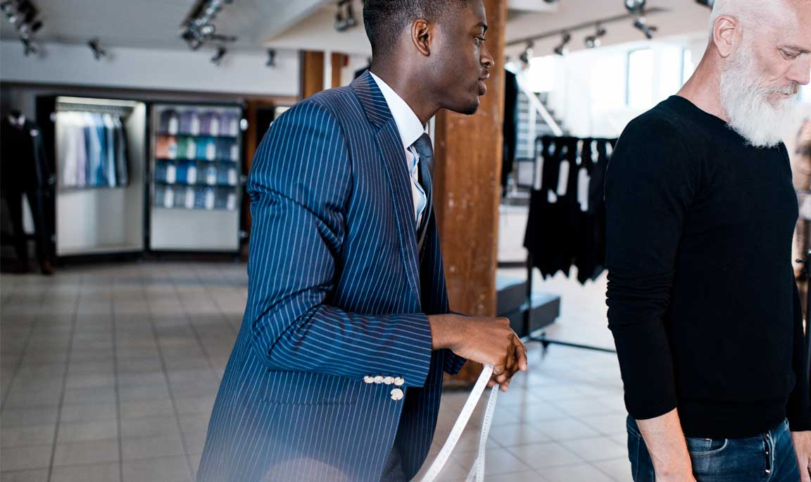 Indochino Style Guides are suit experts.