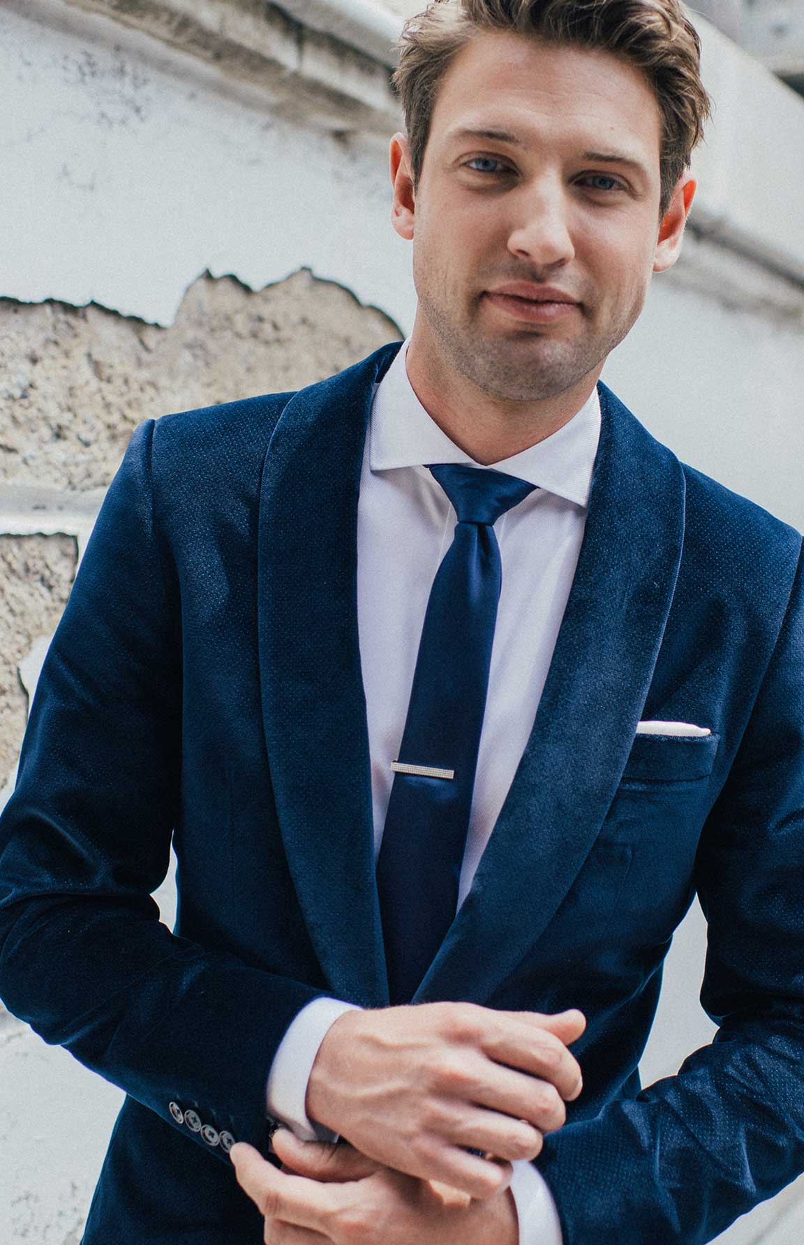 Is your perfect blazer velvet with a shawl collar? Maybe!