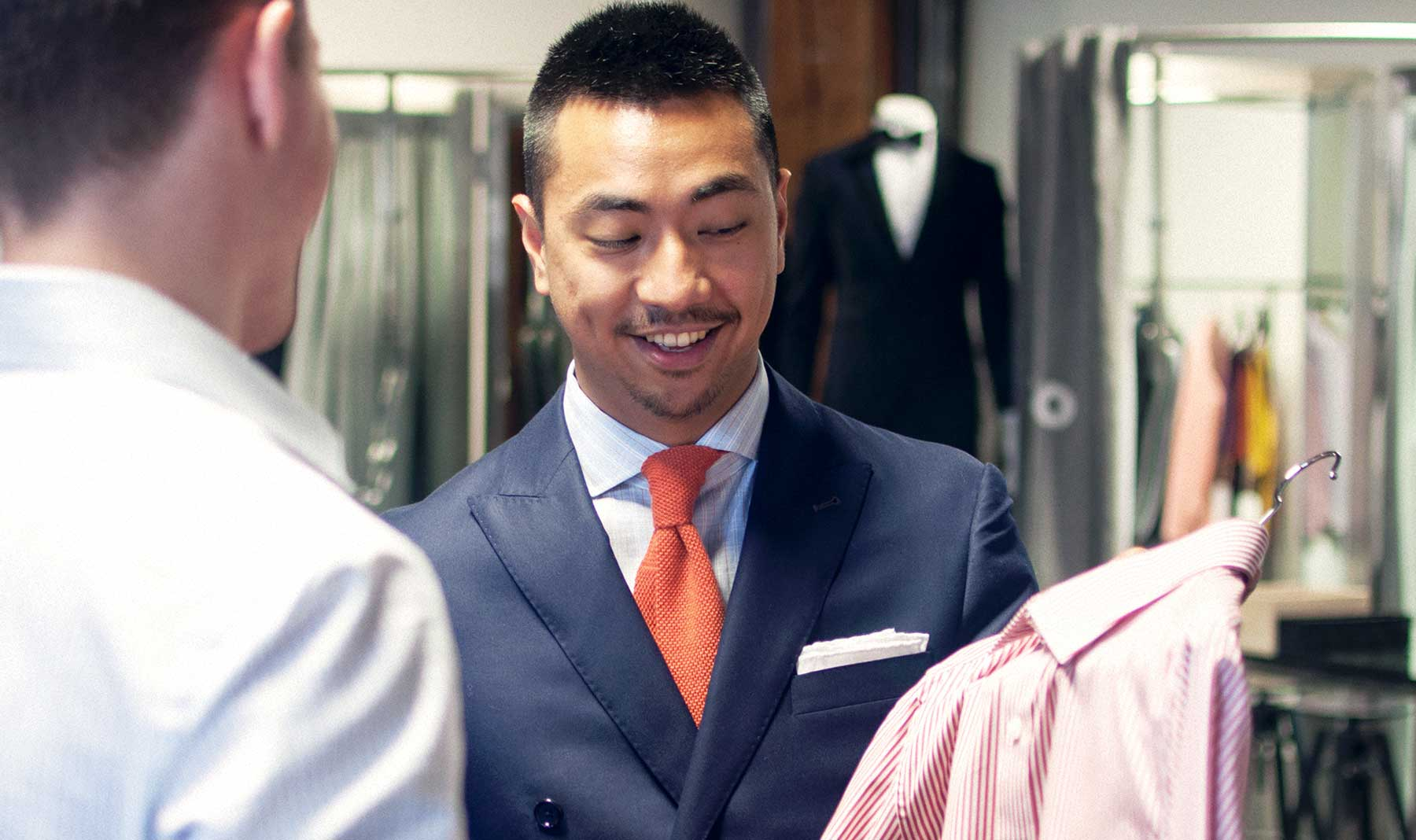 Meet Jose! Our Vancouver Showroom Manager and a real G