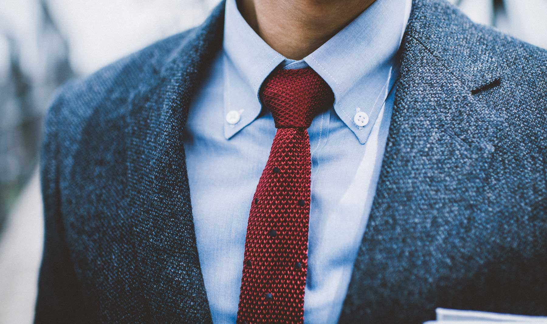 7371eb2f5b74 Everything You Need to Know About the Button-Down Collar – Indochino ...