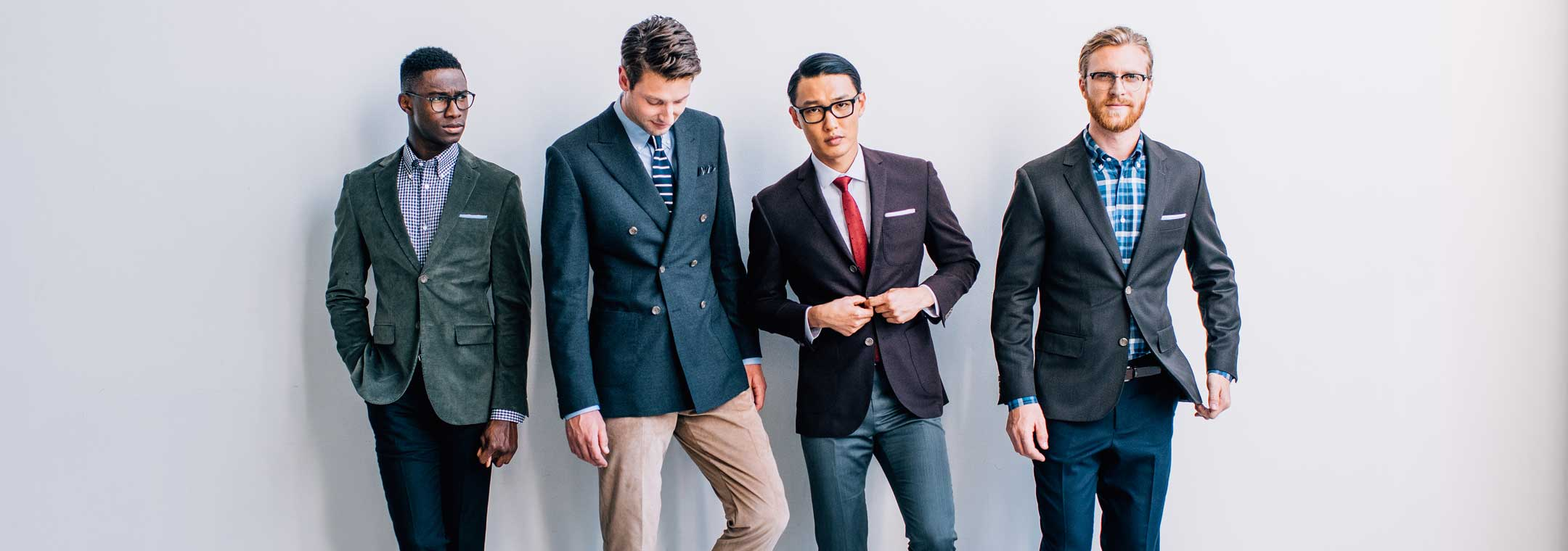 Our Favorite Menswear Rules to Break (feature)