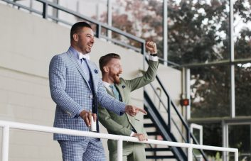 Tyler and Jordan of Social Concierge in INDOCHINO