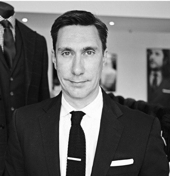 Dean Handspiker, VP of Design at Indochino
