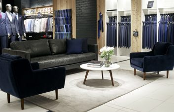 Mall of America Indochino Showroom